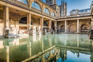 Thermae Bath Spa, Bath England